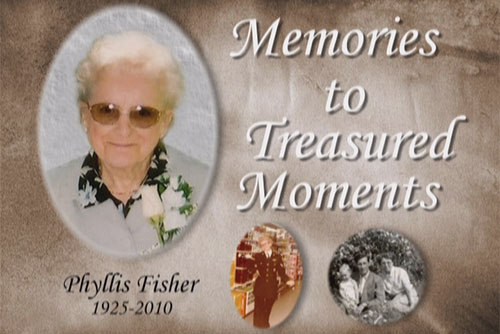 Treasured Moments Life Tribute DVD
